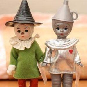 Madame Alexander McDonald's Wizard of Oz Dolls